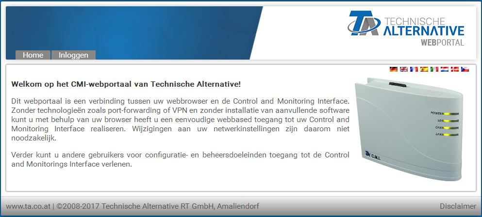 andere webbrowser installeren